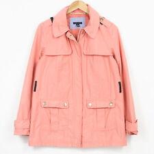 Tommy Hilfiger Coat Jacket Pink Breathable Womens Size M UK12