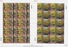 EUROPA CEPT 2011 WALD FOREST - ARMENIEN ARMENIA 762-63 KLEINBOGEN **