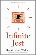 Infinite Jest : A Novel by David Foster Wallace (2016, Paperback, Special)