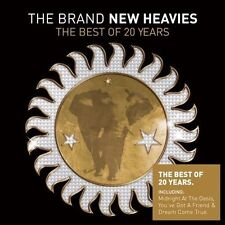 The Best of 20 Years by The Brand New Heavies (CD, Nov-2011, 2 Discs, Music...