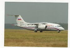 Rossiya AN-148-100B Aviation Postcard, A767