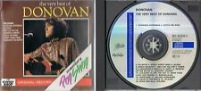 Donovan - The Very Best Of - CD  Album EPIC EPC 462560 2 Catch The Wind