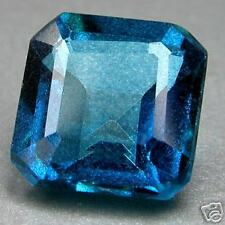 2,95 ct Nile Blue Topaze - Octagonal cut - VVS - Brazil