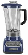 KitchenAid KSB1575BU 5-Speed Diamond Blender with 60-Ounce BPA-Free Pitcher, New