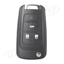 Remote Key Fob Shell Case Cover For BUICK LaCrosse & GMC Terrain 2010-2013
