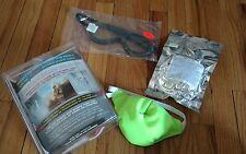 Xcaper Smoke Gas Mask Kit Set Fire House Protection Emergency Box Civilian