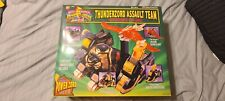 Thunderzord Assault Team power rangers 1994 used 90s toy complete pieces bandai