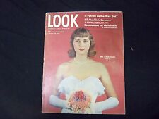 1948 JANUARY 20 LOOK MAGAZINE - NO. 1 DEBUTANTE - GREAT PHOTOS & ADS - ST 2773