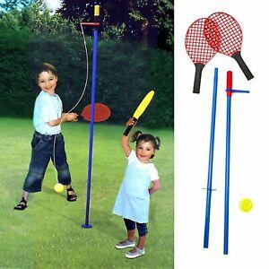 Swing Tennis Set for Kids Outdoor Fun 2 players