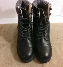 Primark Black Winter Boots - WOMENs Size US 9 EUR 40