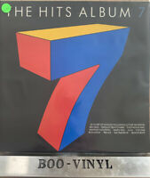 The Hits Album 7 Compilation Excellent 2 x Vinyl LP Record Album Con Nice Copy