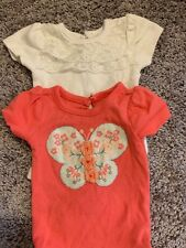 Baby Girl Infant Bodysuit Size Newborn Sets