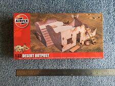 Airfix 1:32 Desert Outpost model kit #06381