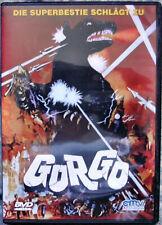 DVD Gorgo (Science Fiction/2008) geb.aus meiner Sammlung,Paket FSK 12