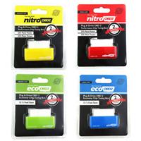 ECO OBD2 Chip Tuning Box Drive Économiseur de carburant pour voiture DIESEL