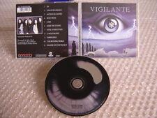 Vigilante: caos-Pilgrimage * CD * Brainstorm Elegy Lazarus sin Omen Rage Savatage