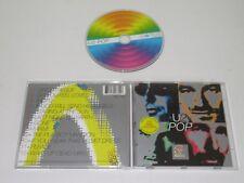 U2/POP(ISLAND CIDU210/ 524334-2) CD ÁLBUM