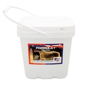 EQUINE AMERICA FORMULA 1 PLUS CORTAFLEX - 18kg HORSE PONY COMPETITION SUPPLEMENT