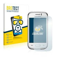 AirGlass VITRE PROTECTION VERRE pour Samsung Galaxy Young S6310