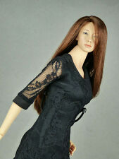1/6 Phicen, Cy Girl, ZC, TTL, Hot Toys, Kumik & NT - Female Black Lace Dress