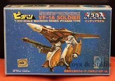 Macross/Robotech 1:200 VF-1A Soldier Gerwalk/Pitaban Nichimo anime collector Kit