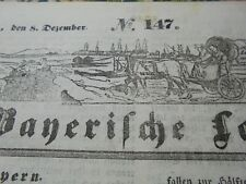 1840 Landbötin 147 / Sulzbach Schnaittach Großenhag Altheim Nürnberg München