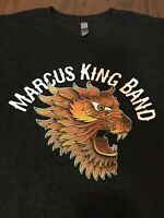 The Marcus King Band Tour T Shirt New Old Stock Unworn Large 2017 Size Large