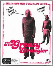The Greasy Strangler Deluxe 2-Disc Edition Blu-ray New Region B
