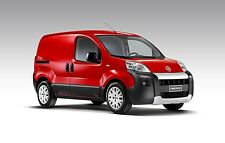 FIAT FIORINO DRIVER SIDE O/S WING PRE-PAINTED TO ANY STANDARD SHADE