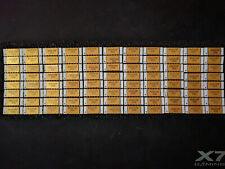 K565RU5G IC / DRAM 4164 64k GOLD CERAMIC Microchip NOS USSR COLLECTIBLE 1pcs.