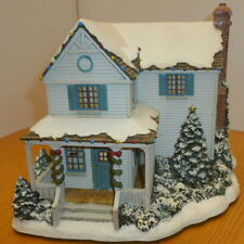 More details for hawthorne christmas village - snow covered - victorias christmas