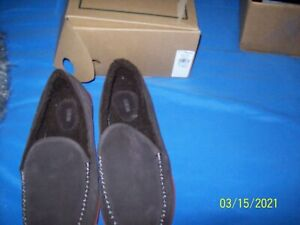 Mens slippers LL Bean Mountain Slippers 11 M (D) NEW in Box