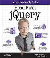 Head First jQuery: A Brain-Friendly Guide [Brain-