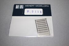 Weinert 9111 ätzschilder azul genciana Spur h0 OVP