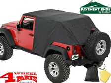 Emergency Top d'urgence Softtop capote Pavement Ends Jeep Wrangler JK Bj. 07-17