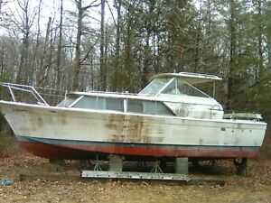 1967 Chris Craft Commander 31' Cabin Cruiser - Pennsylvania