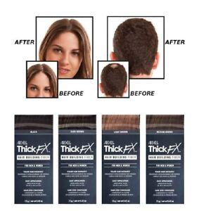 Ardell Thick FX Hair Building Fiber for Men & Women Hair loss concealer Fuller