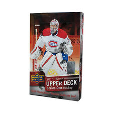 2015-16 Upper Deck Series 1 Hockey Sealed Hobby Box - Possible Connor McDavid