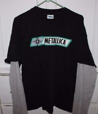 Metallica Shirt Long sleeve (Xl)