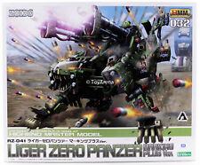 Kotobukiya 1/72 Zoids HMM Liger Zero Panzer Marking Plus Scale Model Kit
