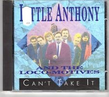 (GM288) Little Anthony & The Locomotives, Can't Take It - 1993 CD