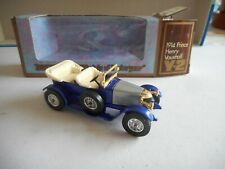 Matchbox Models of Yesteryear Y-2 1914 Prince Henry Vauxhall 1:47 + Box