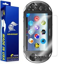 ArmorSuit MilitaryShield Sony PlayStation Vita Slim (2014) Screen Protector NEW!