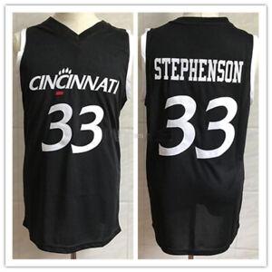 Throwback Lance Stephenson #33 Basketball Jerseys All Stitched College Jerseys