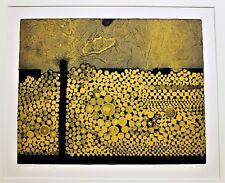 "HORST EGON KALINOWSKI Original COLOR ETCHING Pencil Signed ""22/30"" THE SUN"