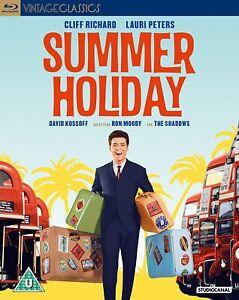 SUMMER HOLIDAY (1962) BLU RAY Cliff Richard New & Seeled!