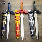 12' LEGEND OF ZELDA Dark Link MASTER SWORD Short Hylian Cosplay Replica Dagger