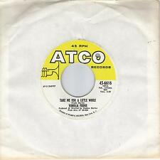 THE VANILLA FUDGE  Take Me For A Little While / Thoughts 45 from 1968