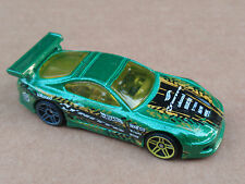 2016 Hot Wheels TOYOTA SUPRA 177/250 Speed Graphics LOOSE Green