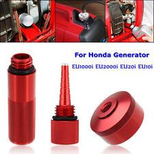 Oil Funnel Tube Extended Run Gas Cap Magnetic Dipstick for Honda EU1000i EU20i